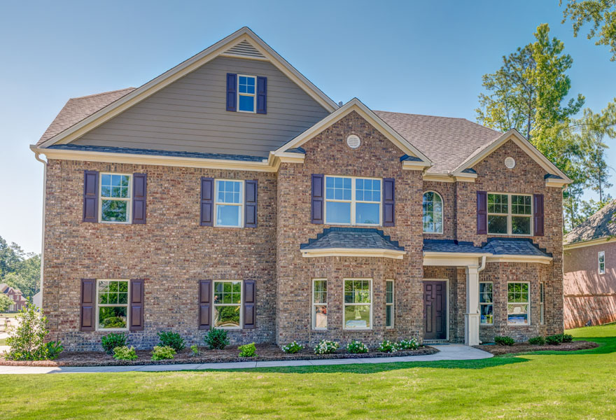 Executive new homes in Douglas County at Brookmont Reserve