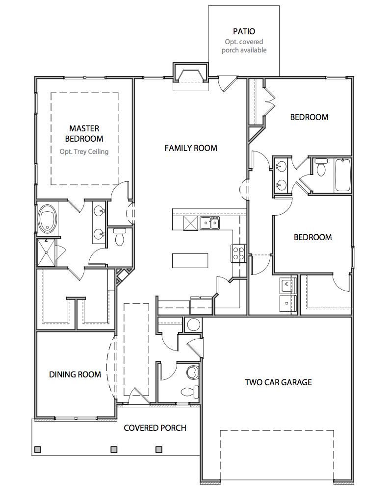 Cambridge Kerley Family Homes