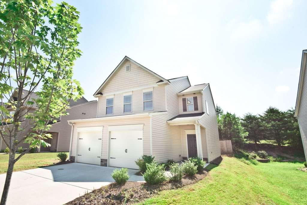 Chicago Park is selling fast in Douglasville. See this community before it's sold out