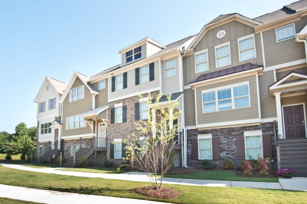 New townhomes available now at The Enclave at Powder Springs