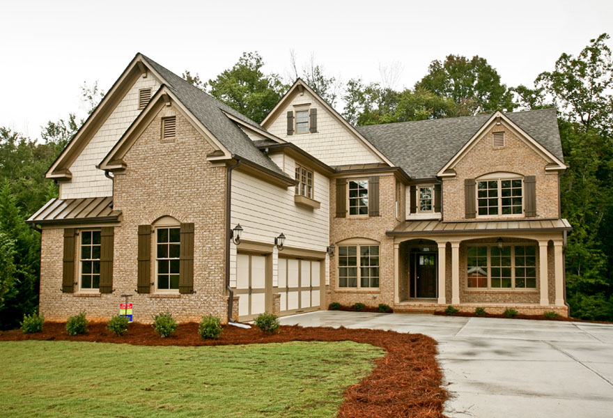Holly Springs offers beautiful, large new homes for new homebuyers