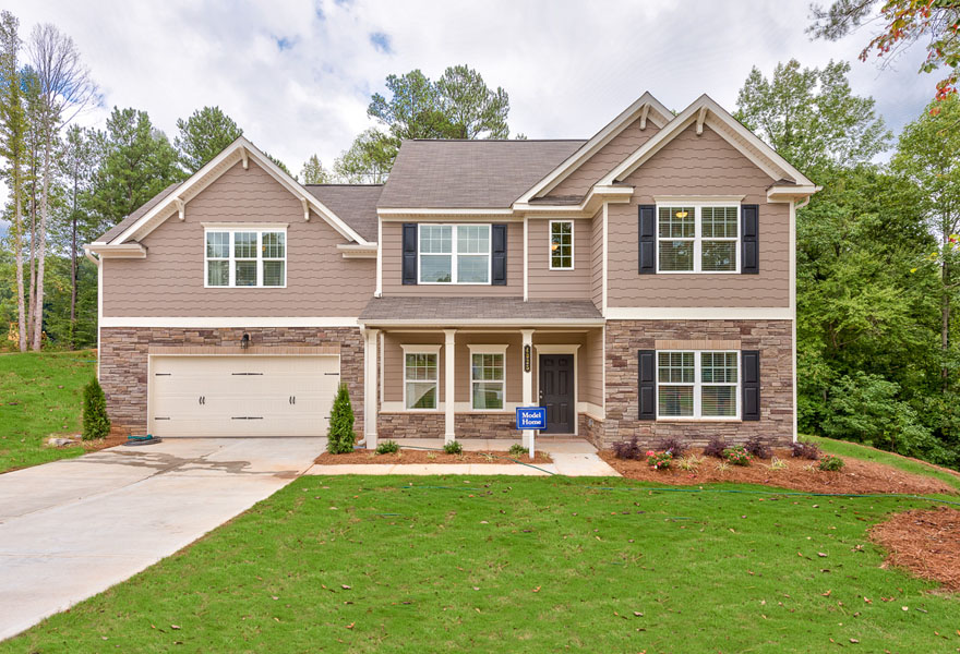 Perennial walk kerley family homes for Home builders in douglasville ga