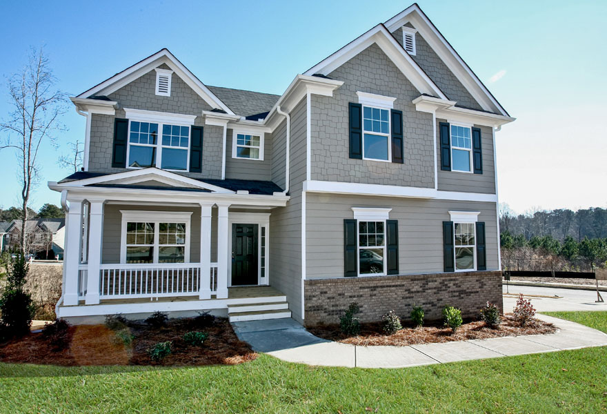 New Homes In Atlanta With Basements