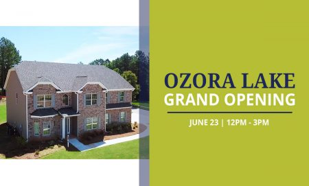 Don't Miss the Ozora Lake Grand Opening in Loganville