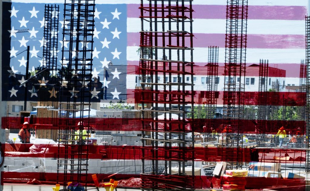 Labor day is a holiday of America's working history
