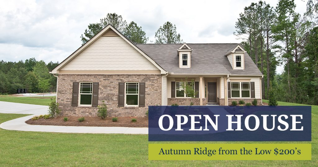 Join us for the Autumn Ridge community open house