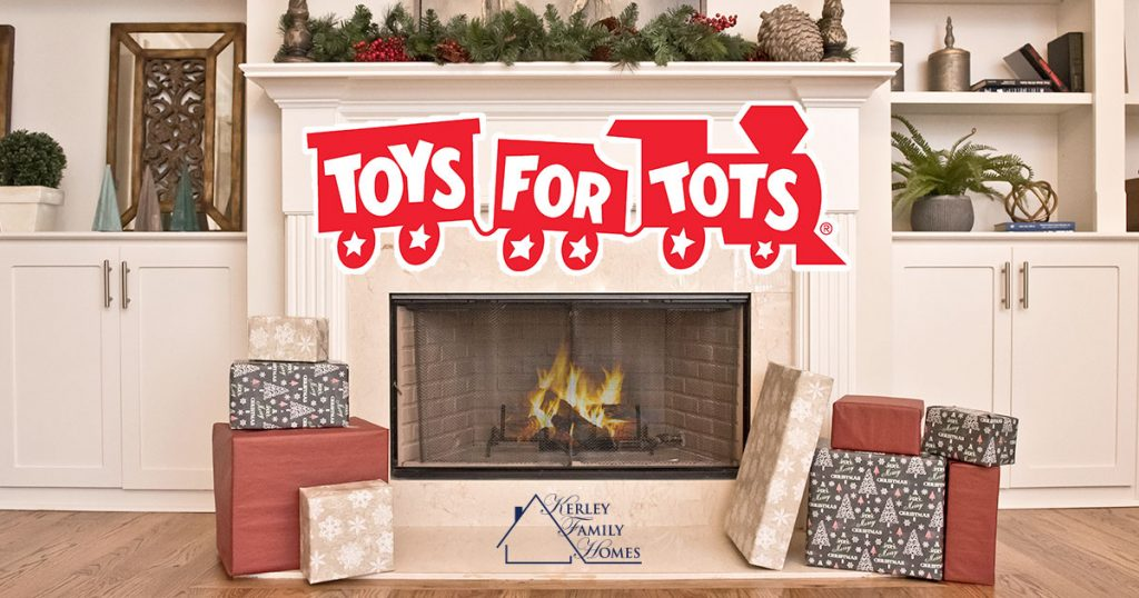Spreading Christmas Cheer with Toys for Tots