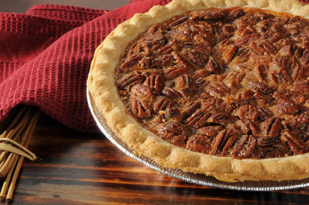 Cheryl's favorite Pecan Pie Thanksgiving recip