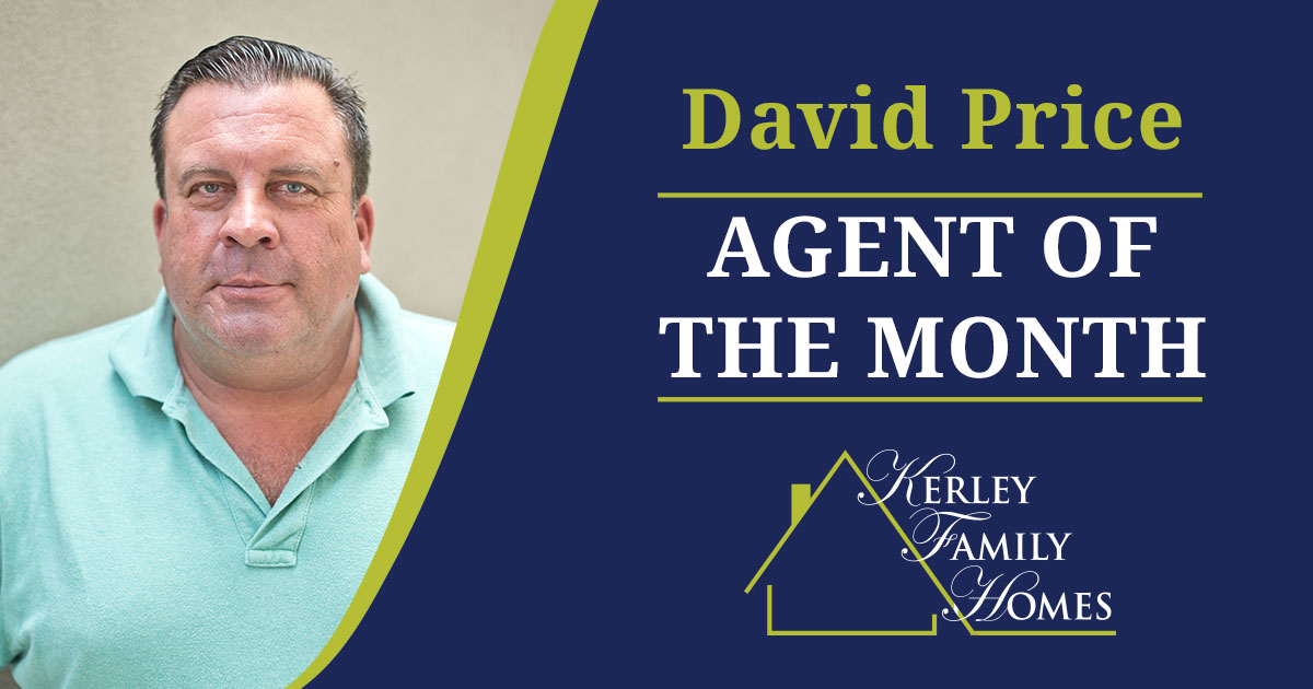 December Agent of the Month David Price