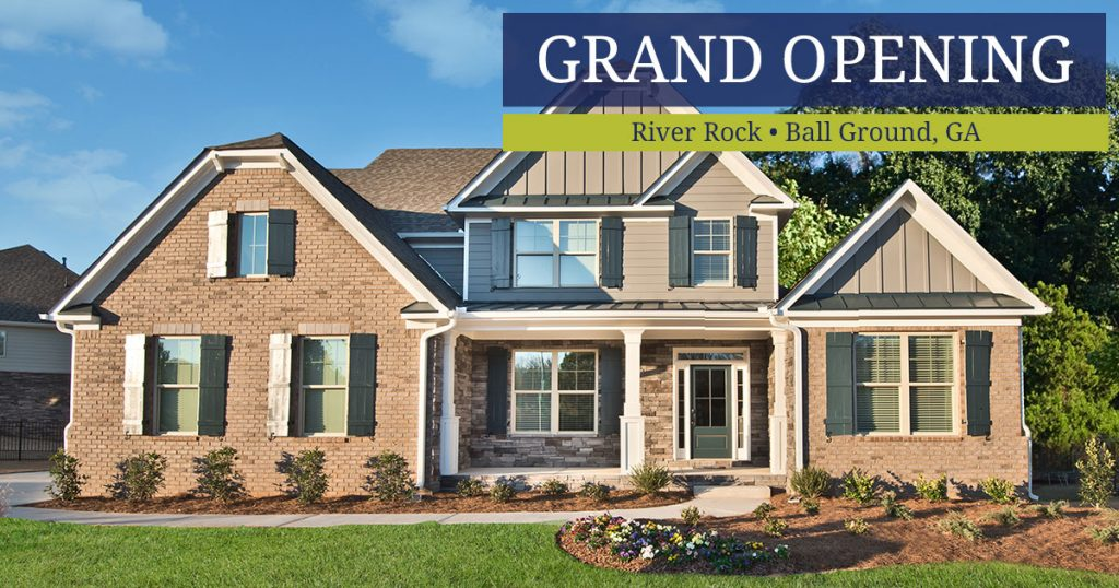 Our Grand Opening at River Rock in Ball Ground Georgia