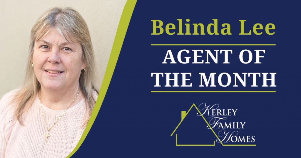 Belinda Lee is our January Agent of the Month