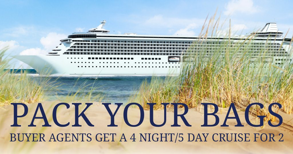 Buyer Agents Gets A Night Day Cruise For Kerley Family Homes - 5 day cruises