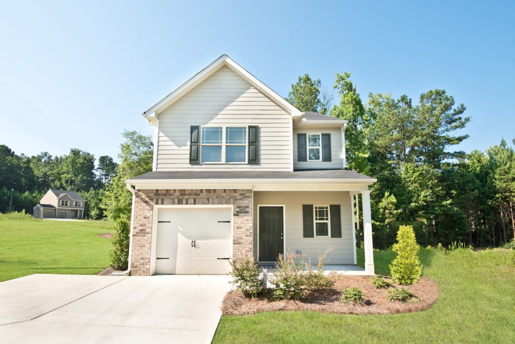 Belmont Park in Newnan - New Kerley Family Homes