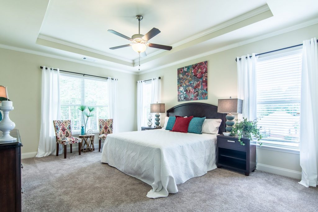 Master Suite on the Main