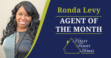 Ronda Levy - February 2018 Agent of the Month at Kerley Family Homes