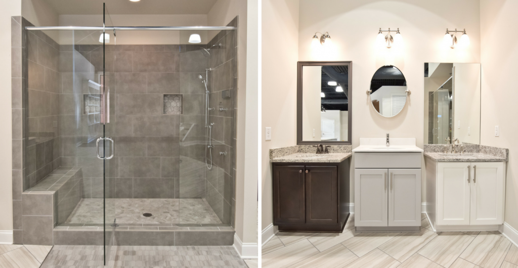 Options to customize your bathroom