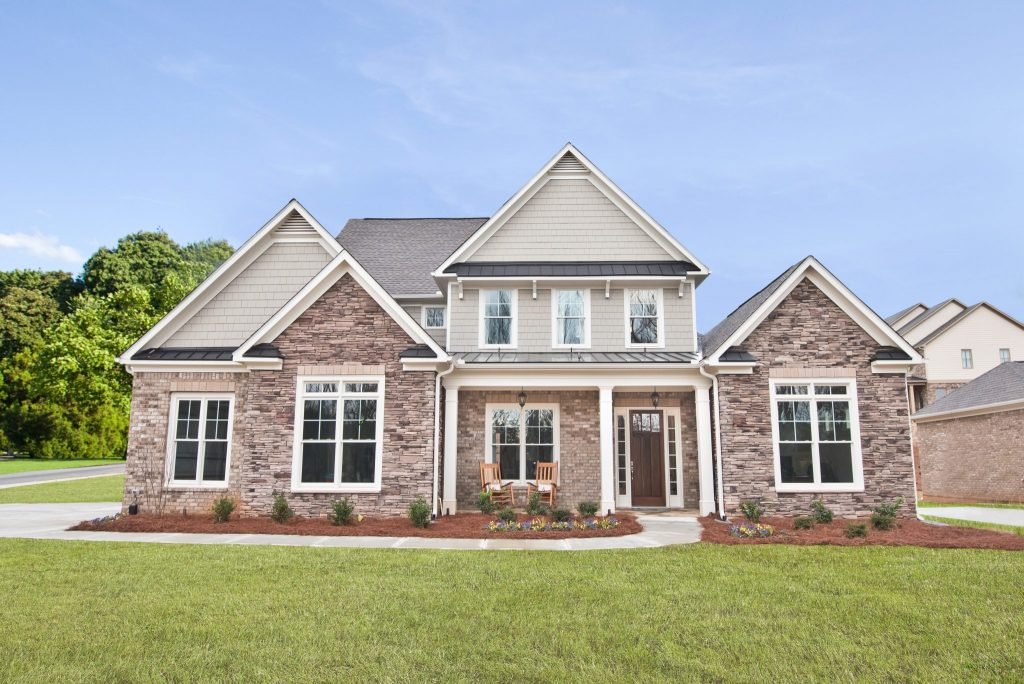 Newly Decorated Model Home in Heritage at Kennesaw Mountain