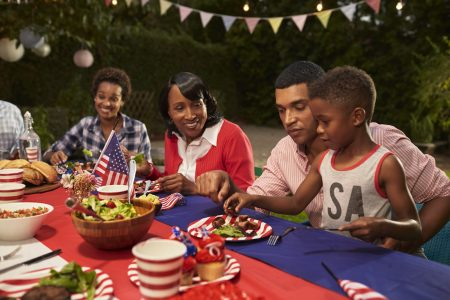 Patriotic Memorial Day Treats for Your Weekend Cookout