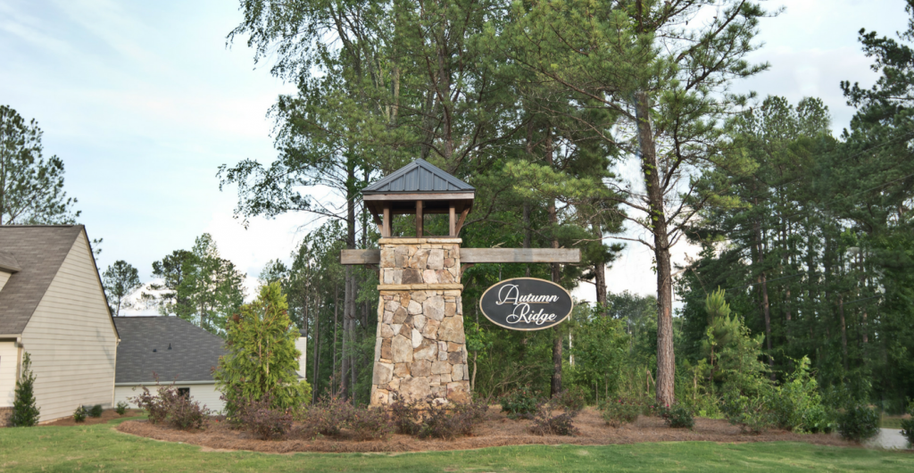 Come See the Available Homes at Autumn Ridge in Covington GA