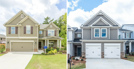 Find your new home in Douglasville - Kerley Family Homes Atlanta