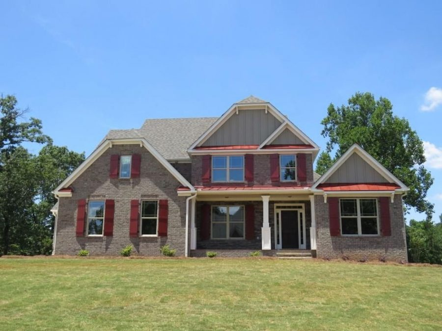 Come and see the move-in ready homes at Holly Springs in Douglasville, GA