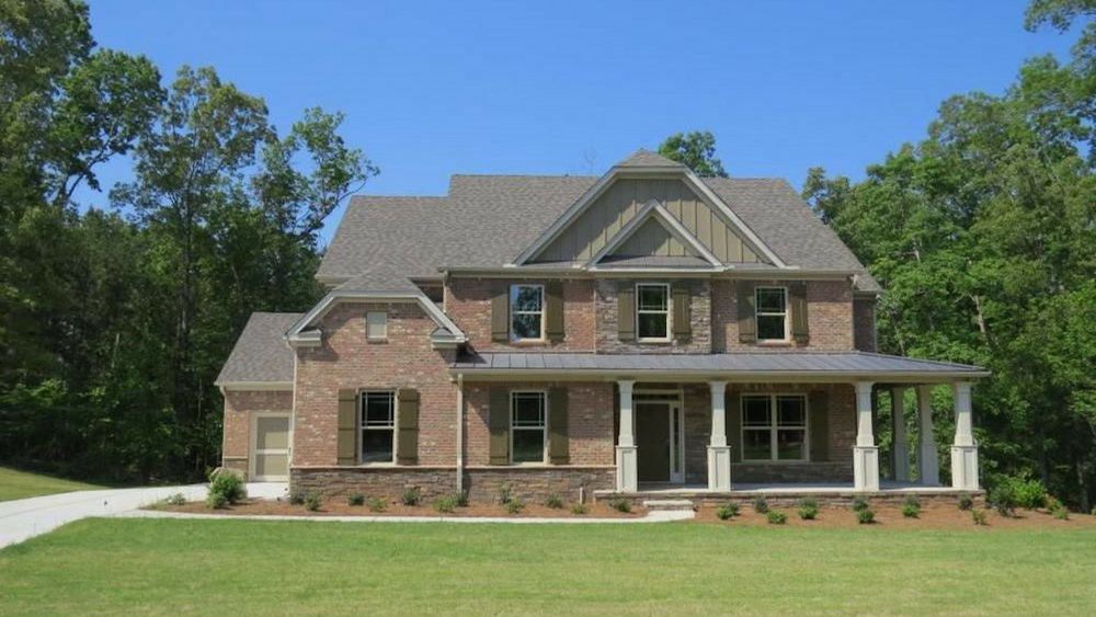 Somerset move-in ready homes at Holly Springs in Douglasville