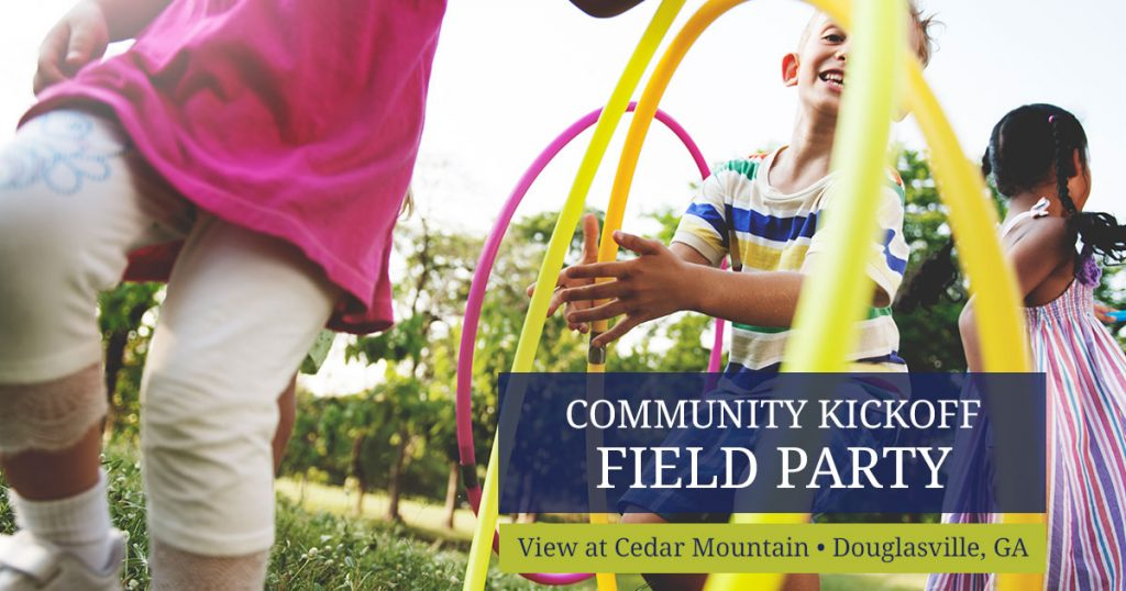 Join us for the View at Cedar Mountain community kickoff