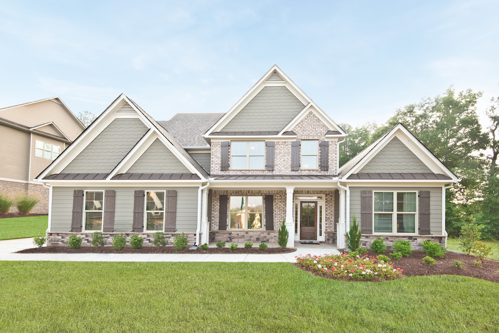 Come Tour Our New Model Home at River Rock in Forsyth County GA