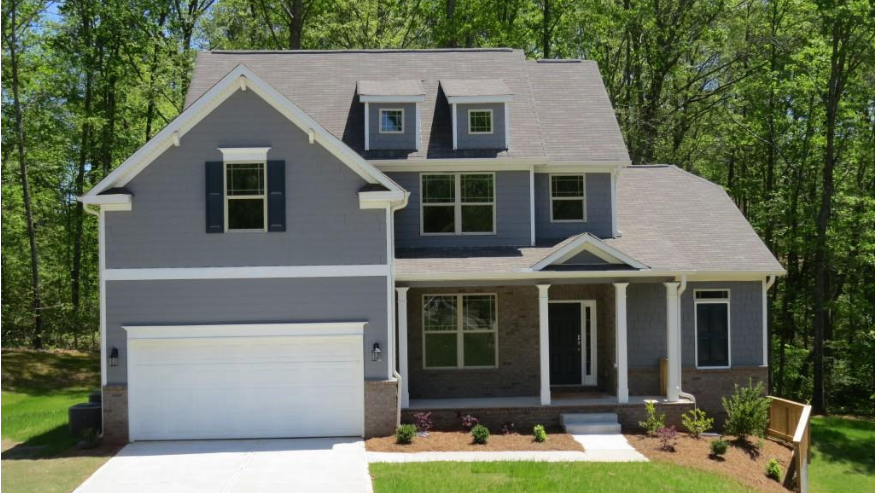 Forsyth County homes available - New Homesite 94 at Montclair