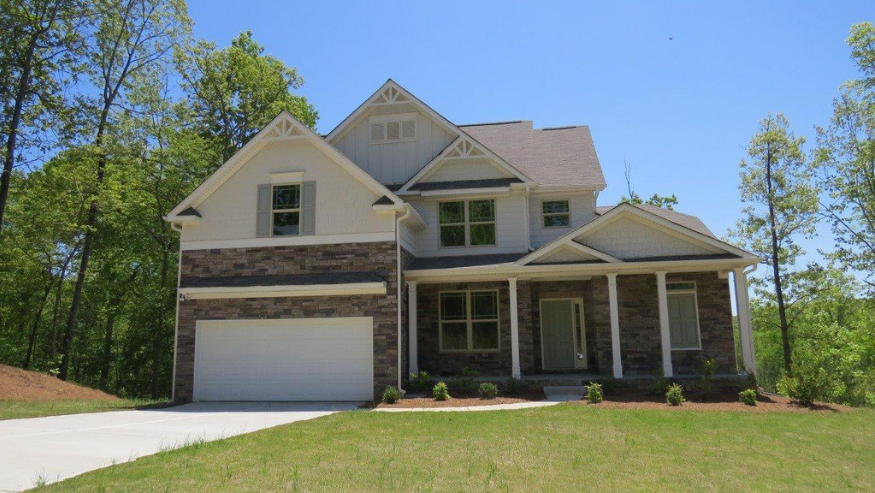 New Forsyth County Homes Available in Montclair