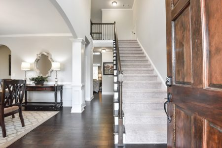 Open the Door to Your New Home in Holly Springs