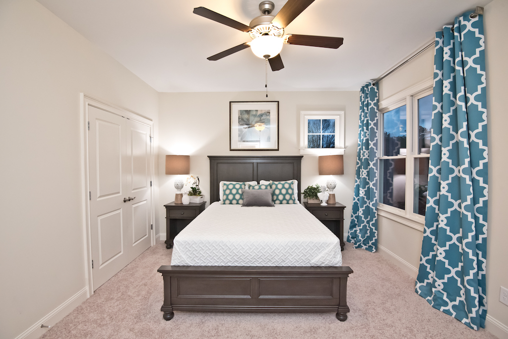Make sure your guest room is free of clutter and ready for your guests to enjoy a comfortable stay during their holiday