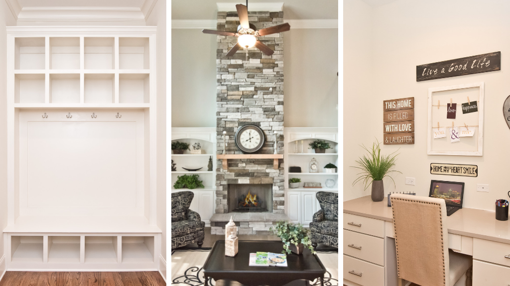 Custom Built-Ins: The Perfect Home Accessories