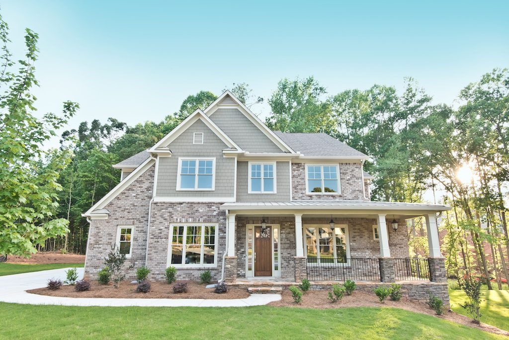 If a stunning home on a private, wooded lot in Cobb County is what you're looking for, look no further than Heritage at Kennesaw Mountain.