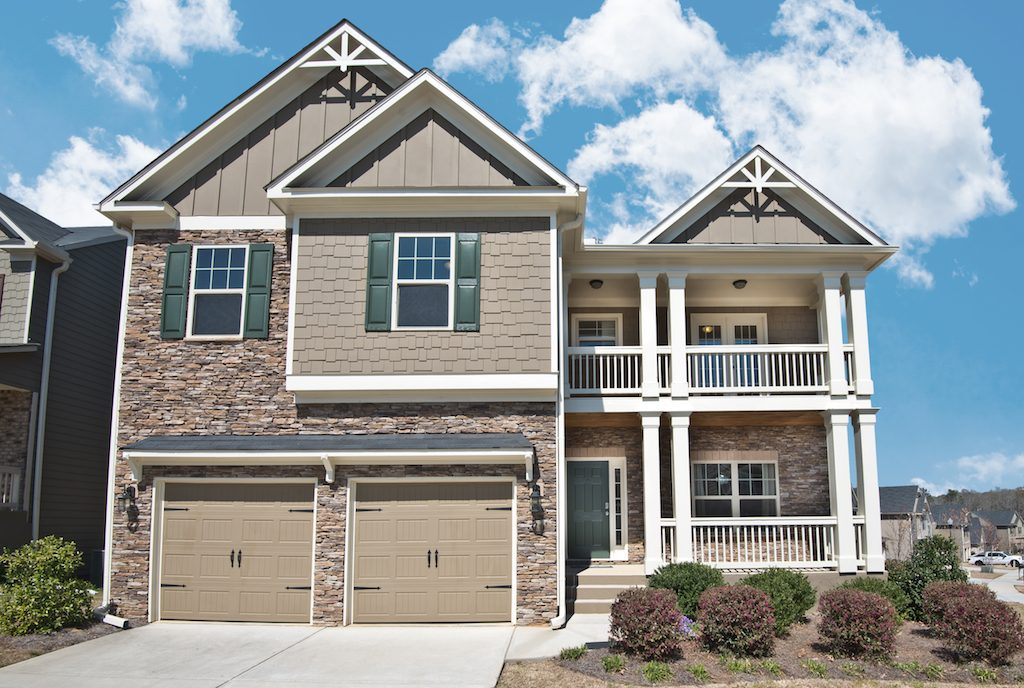 There is only one home remaining at SilverBrooke in Powder Springs!