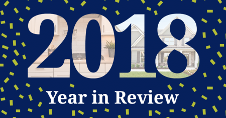 Kerley Family Homes 2018 Year in Review