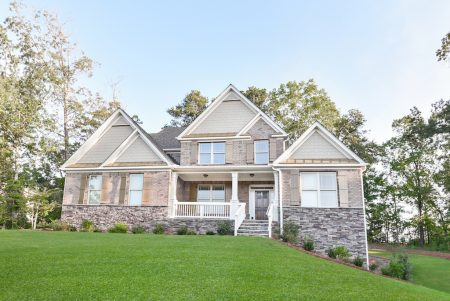 New homes available now at Holly Springs in Douglasville GA