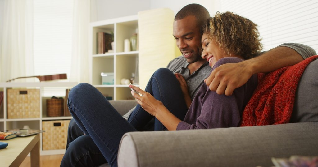 Kerley Smart Home technology puts the power to control your home in the palm of your hands. credit: Mark Adams 123rf com