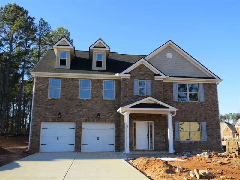 We also have a Thomas plan move-in ready home in Cowan Ridge .