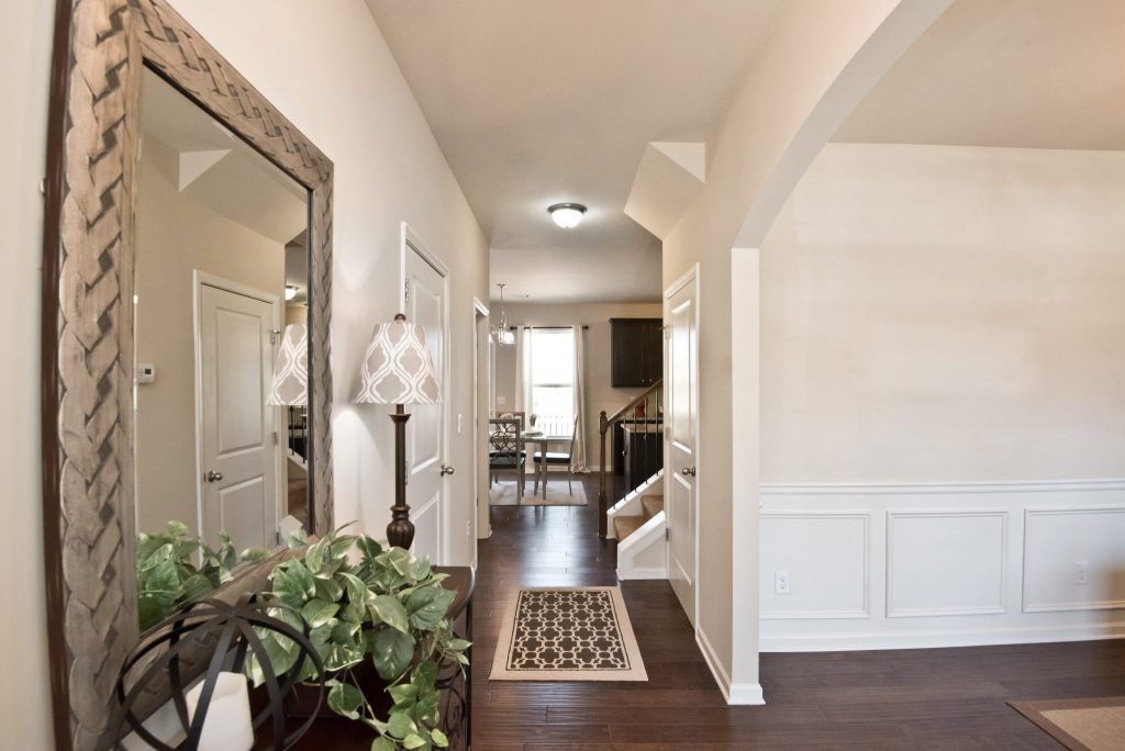 Model home tours start with preparation