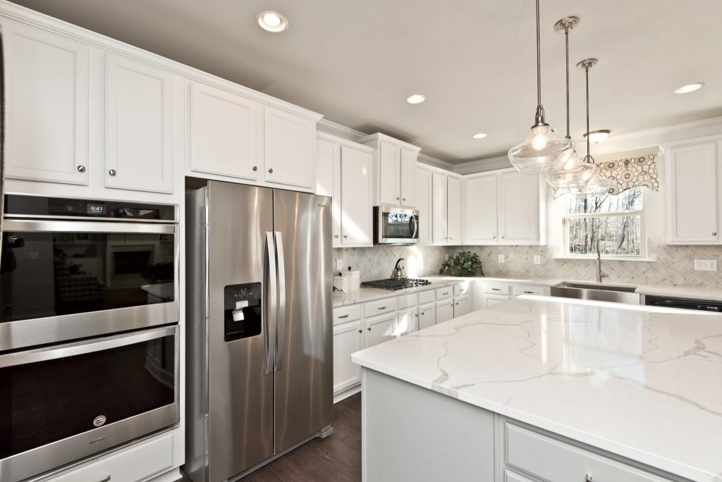 A kitchen in the Executive Series