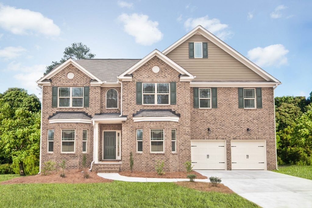 From our Executive Series homes - the Reynold plan