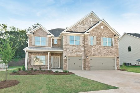There are some Gwinnett new homes available now in Ozora Lake