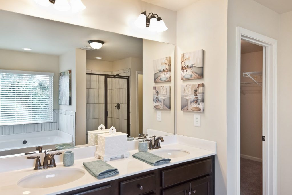 spa-like master bathroom styles create a soothing atmosphere