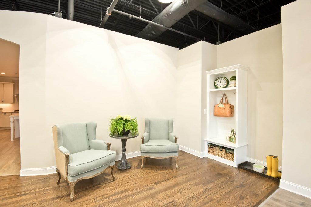A dream home vignette in our Design Studio