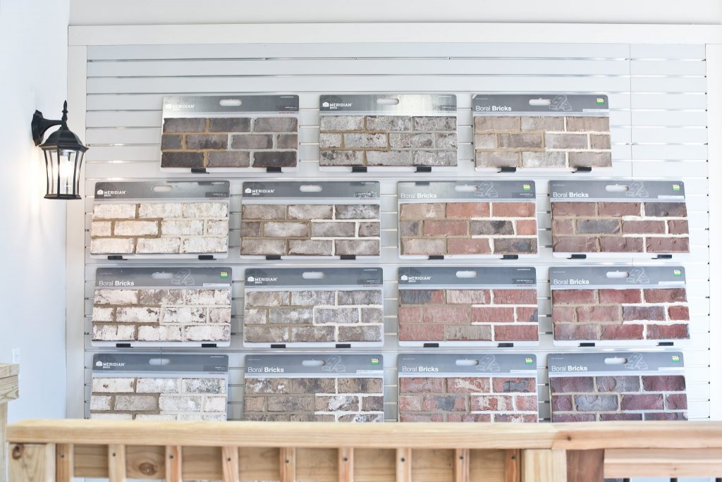 there are brick siding options for your dream home exterior