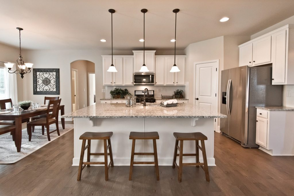 Kerley Family Homes Style Series Dining Room