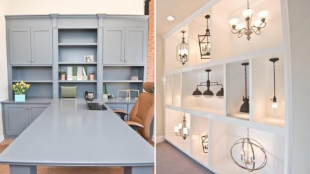 Stylish options to design your dream home in Kerley Family Homes Design Studio