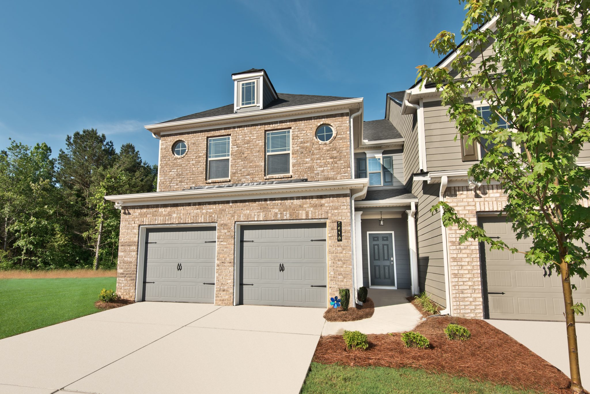 See what Powder Springs living offers townhome buyers in Village at West Cobb