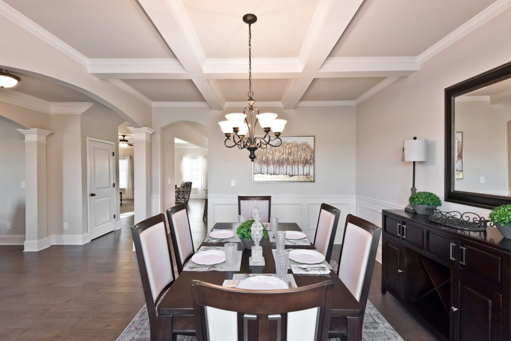 See an executive series dining room in one of these grand opening events